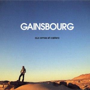 Serge Gainsbourg альбом Aux Armes Et Caetera