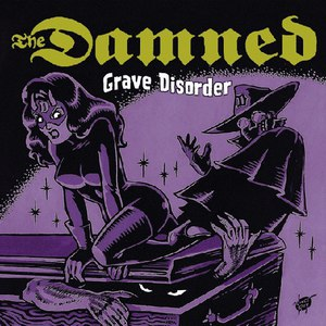 The Damned альбом Grave Disorder