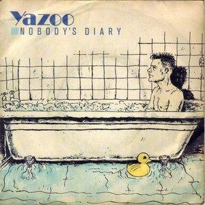 Yazoo альбом Nobody's Diary