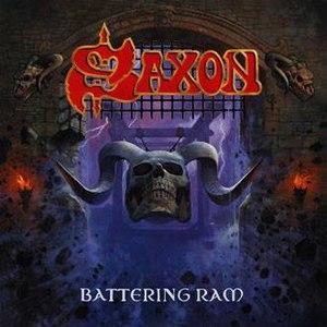 Saxon альбом Battering Ram