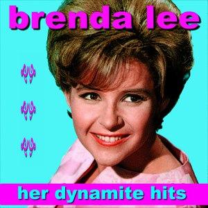 Brenda Lee альбом Brenda Lee Her Dynamite Hits