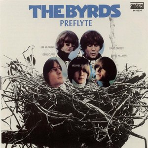 The Byrds альбом PreFlyte