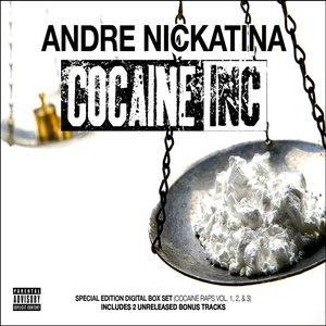 Andre Nickatina альбом Cocaine Inc (Cocaine Raps 1, 2, & 3)