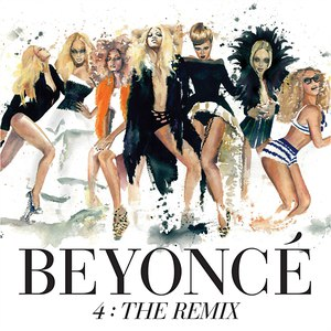 Beyoncé альбом 4: The Remix