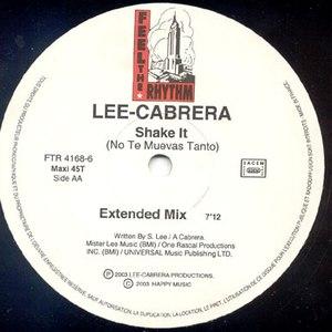 Lee-Cabrera альбом Shake It (No Te Muevas Tanto)
