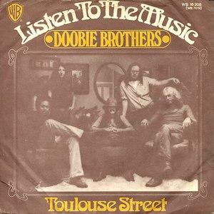 The Doobie Brothers альбом Listen to the Music