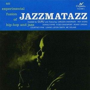 Guru альбом Jazzmatazz Volume 1