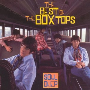 The Box Tops альбом Soul Deep: The Best of the Box Tops