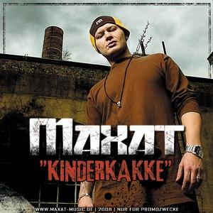 Maxat альбом KINDERKAKKE