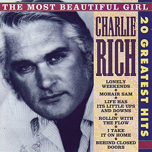 Charlie Rich альбом The Most Beautiful Girl