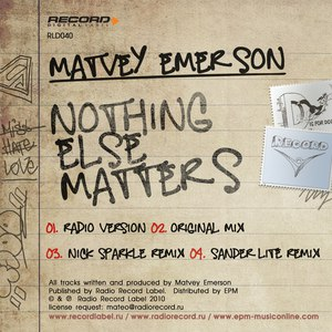 Matvey Emerson альбом Nothing Else Matters