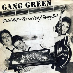 Gang Green альбом Sold Out