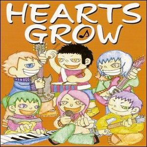 Hearts Grow альбом HEARTS GROW