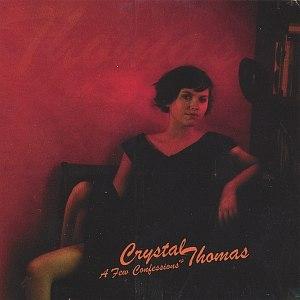 Crystal альбом A Few Confessions EP