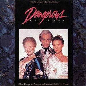 George Fenton альбом Dangerous Liaisons