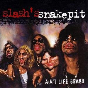 Slash's Snakepit альбом Ain't Life Grand