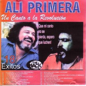 Alí Primera альбом Un Canto a La Revolución