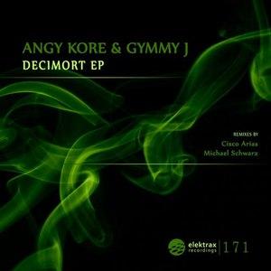 AnGy KoRe альбом Decimort Ep