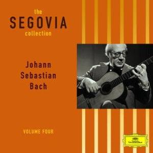 Andrés Segovia альбом Bach, J.S.: Suites & Partitas