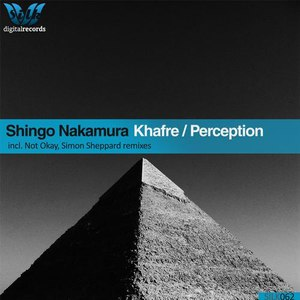Shingo Nakamura альбом Khafre/Perception