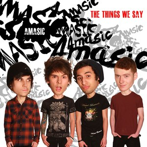 Amasic альбом The Things We Say - EP