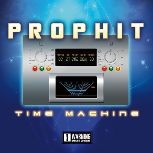 Prophit альбом Time Machine