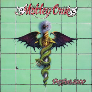 Mötley Crüe альбом Dr Feelgood Deluxe Edition