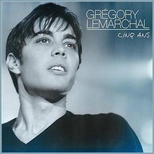 Grégory Lemarchal альбом Cinq Ans