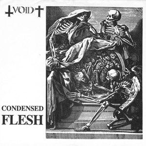 Void альбом Condensed Flesh