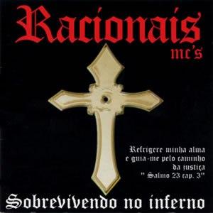 Racionais Mc's альбом Sobrevivendo no Inferno