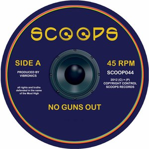 Vibronics альбом No Guns Out/ Trials & Crosses