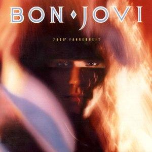 Bon Jovi альбом 7800° Fahrenheit