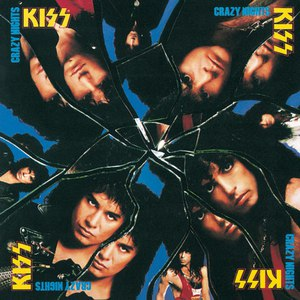 Kiss альбом Crazy Nights (Remastered Version)
