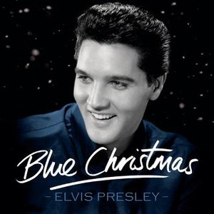 Elvis Presley альбом Blue Christmas
