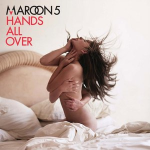 Maroon 5 альбом Hands All Over (Deluxe Edition)