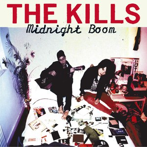 The Kills альбом Midnight Boom