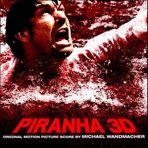 Michael Wandmacher альбом Piranha 3D