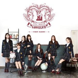 Lovelyz альбом Girls' Invasion
