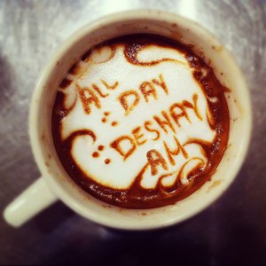 BrandUn Deshay альбом All Day DeShay: AM