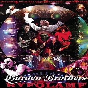 Burden Brothers альбом RYFOLAMF
