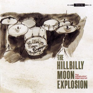 The Hillbilly Moon Explosion альбом By Popular Demand