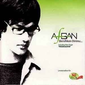 Afgan альбом Bersihkan Dirimu