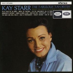 Kay Starr альбом The Fabulous Favorites