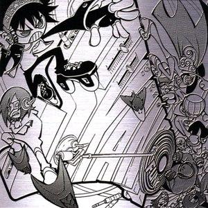 skankfunk альбом Air Gear original soundtrack 2: Who wants more Groovy Trick!!??