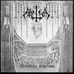Akitsa альбом Prophétie hérétique