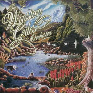 The Winston Giles Orchestra альбом A Magnificent Beautiful Day