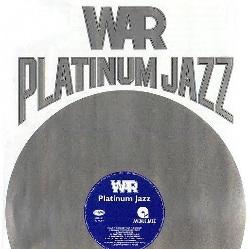 War альбом Platinum Jazz