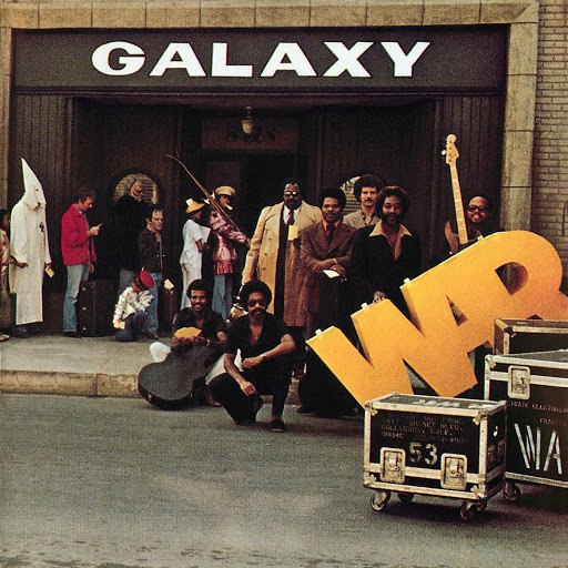 War альбом Galaxy