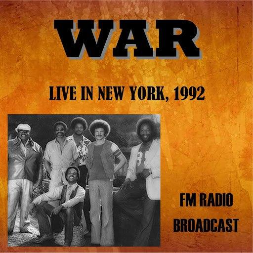 War альбом Live in New York, 1992 - FM Radio Broadcast