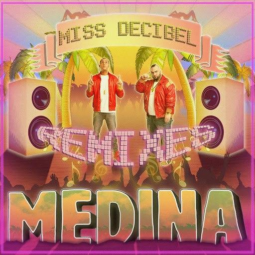 Medina альбом Miss Decibel
